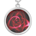 My Heart Round Pendant Necklace