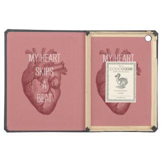 My Heart Skips A Beat iPad Air Cover