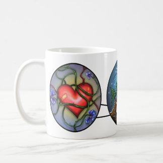 My Heart - Winter's Night - Human Nature Coffee Mug