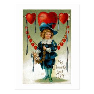 My Heart's Best Gift Postcard