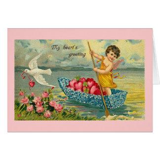 My Heart's Greeting Card
