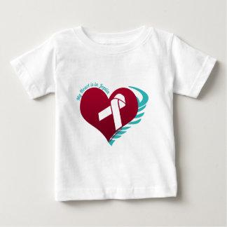 My Heart's In Joplin Baby T-Shirt