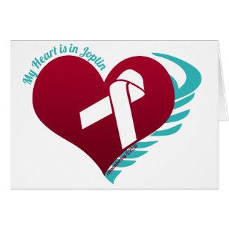 My Heart's In Joplin Card