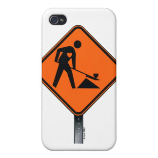 My Heart's in the Right Place iPhone 4/4S Case