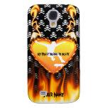 My heat burns to skate design samsung galaxy s4 cases