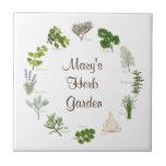 My Herb Garden Tile