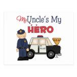 My Hero de mi tío Postales