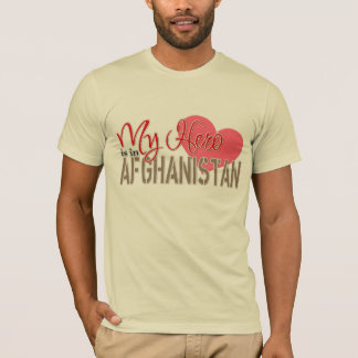 My Hero Is In Afghanistan T-Shirt