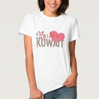 My Hero Is In Kuwait T-Shirt
