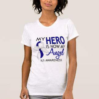 My Hero Is My Angel ALS T Shirt