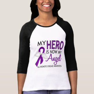 My Hero Is My Angel Alzheimer's Disease T Shirt