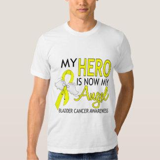 My Hero Is My Angel Bladder Cancer T-Shirt