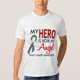 My Hero Is My Angel Brain Tumor T-shirt