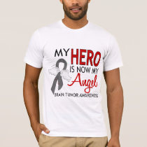 My Hero Is My Angel Brain Tumor T-Shirt