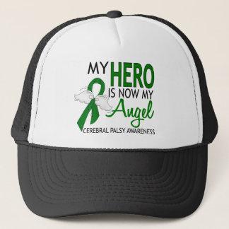 My Hero Is My Angel Cerebral Palsy Trucker Hat