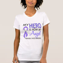 My Hero Is My Angel Esophageal Cancer T-Shirt