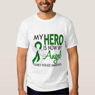 My Hero Is My Angel Kidney Disease T Shirt