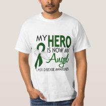 My Hero Is My Angel Liver Disease T-Shirt