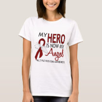 My Hero Is My Angel Multiple Myeloma T-Shirt