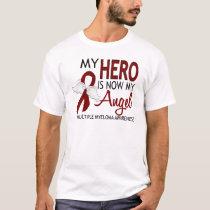 My Hero Is My Angel Multiple Myeloma T-Shirt