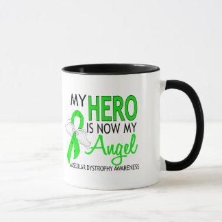 My Hero Is My Angel Muscular Dystrophy Mug