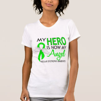 My Hero Is My Angel Muscular Dystrophy Shirts