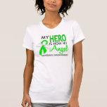 My Hero Is My Angel Non-Hodgkin's Lymphoma Shirt