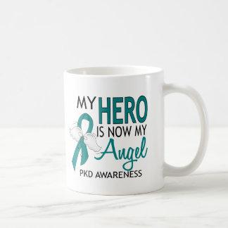 My Hero Is My Angel PKD Coffee Mug