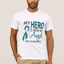 My Hero Is My Angel PKD T-Shirt