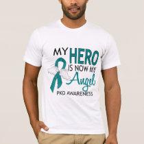 My Hero Is My Angel PKD T-Shirt