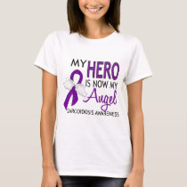 My Hero Is My Angel Sarcoidosis T-Shirt