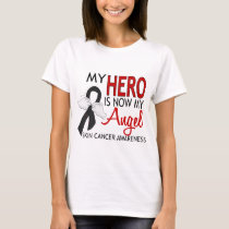 My Hero Is My Angel Skin Cancer T-Shirt
