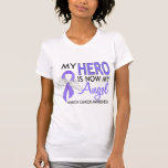 My Hero Is My Angel Stomach Cancer Tanktops
