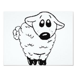 My Hero Lamb Card