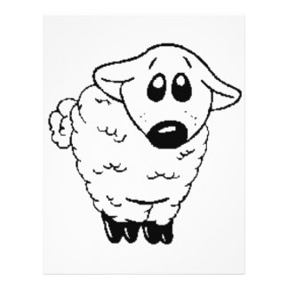 My Hero Lamb Letterhead