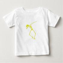 My Hero Lymphoma Awareness Support Gifts Baby T-Shirt