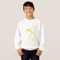 My Hero Lymphoma Awareness Support Gifts Sweatshirt
