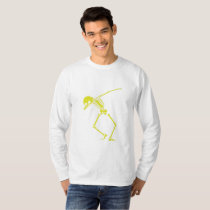 My Hero Lymphoma Awareness Support Gifts T-Shirt