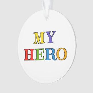 My Hero Ornament