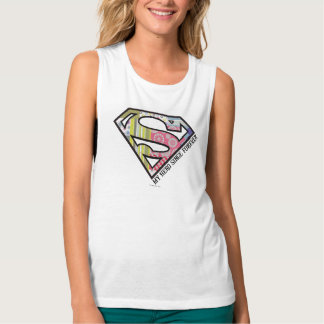 My Hero Since Forever Flowy Muscle Tank Top