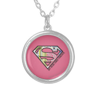 My Hero Since Forever Silver Plated Necklace