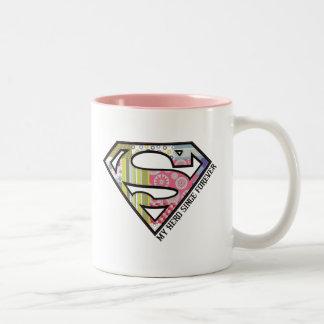 My Hero Since Forever Two-Tone Coffee Mug
