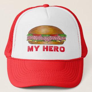My Hero Submarine Sub Sandwich Grinder Hoagie Hat