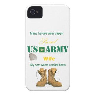 My Hero Wears Combat Boots Blackberry Bold Case