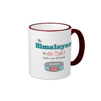 My Himalayan is All That! Funny Kitty Mug