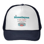 My Himalayan is All That! Funny Kitty Trucker Hat