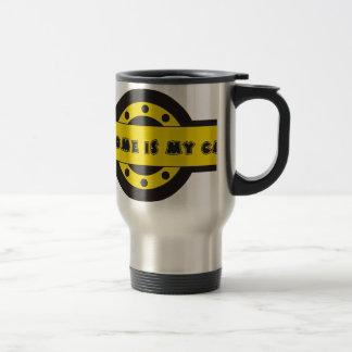 My home is my car travel mug