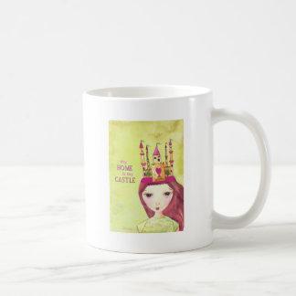 my home is my castle coffee mugs