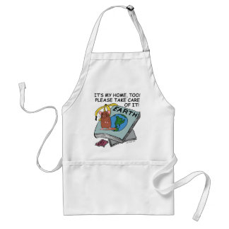 My Home Too Adult Apron