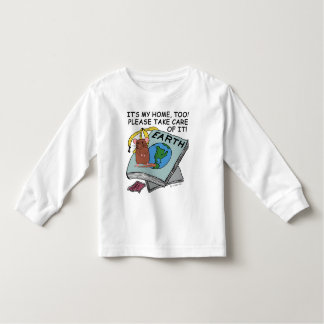 My Home Too Toddler T-shirt